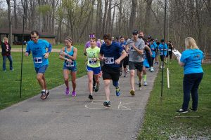 1st Annual River Bends Blue Run 5K