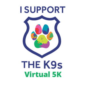 I Support the K9s Virtual 5K